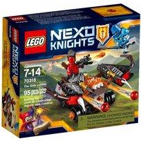 LEGO NEXO KNIGHTS, klocki Katapulta, 70318