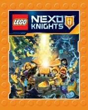 LEGO Nexo Knights Saszetki z Naklejkami