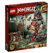LEGO NINJAGO, Klocki Świt Żelaznego Fatum, 70626