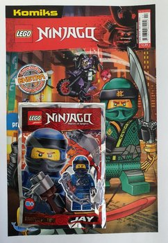 Lego Ninjago Komiks