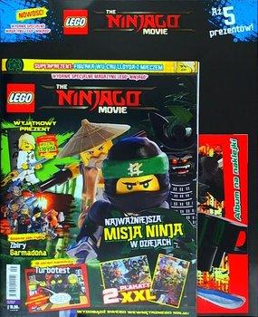 Lego Ninjago Magazyn Wydanie Specjalne Prasa Sklep Empikcom