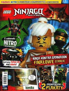 Lego Ninjago Masters Of Spinjitzu Magazyn Prasa Sklep Empikcom