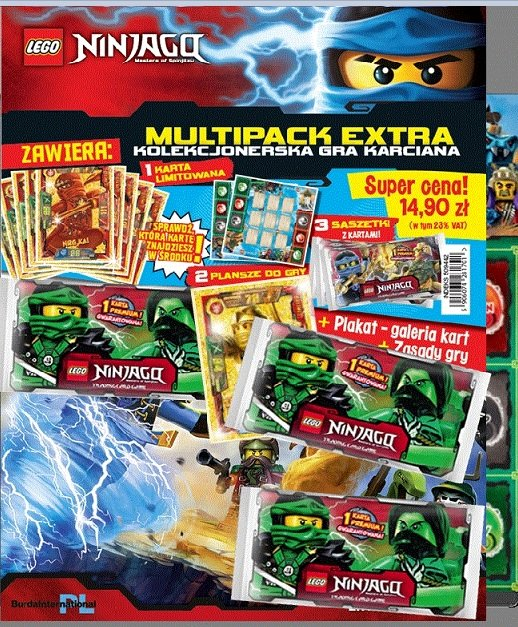 Dodatkowe LEGO Ninjago Multipack Extra - | Prasa Sklep EMPIK.COM GF95