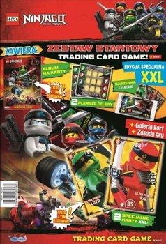 Lego Ninjago Tcg Zestaw Startowy Edycja Specjalna Xxl Prasa