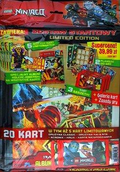 Chłodny LEGO Ninjago TCG Zestaw Startowy Limited Edition - | Prasa Sklep DB32