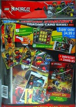 Inne rodzaje LEGO Ninjago TCG Zestaw Startowy - | Prasa Sklep EMPIK.COM SZ53