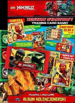 Nowoczesna architektura LEGO Ninjago Trading Card Game Zestaw Startowy - | Prasa Sklep LJ98