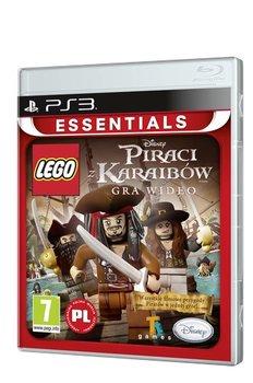 Lego Piraci Z Karaibów Playstation 3 Disney Interactive Gry I