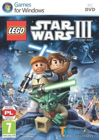 LEGO Star Wars 3: The Clone Wars - Traveller's Tales