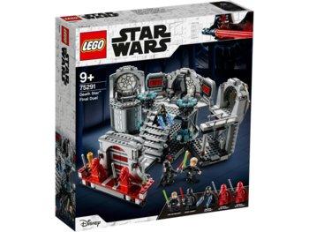 LEGO Star Wars, klocki Gwiazda Śmierci - ostateczny pojedynek, 75291-LEGO Star Wars