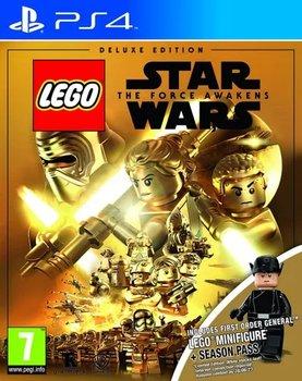 LEGO Star Wars: Przebudzenie Mocy - Deluxe Edition-TT Games