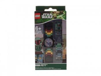 LEGO Star Wars, zegarek Boba Fett, 8020448-ClicTime