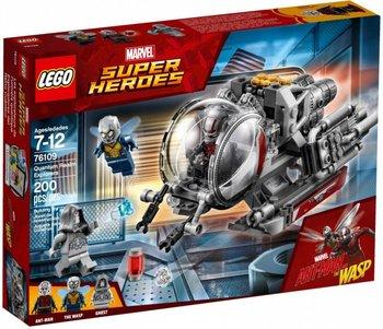 Lego Super Heroes Klocki Badacze Kwantowej Krainy 76109 Lego