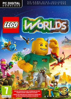 LEGO Worlds-Traveller's Tales