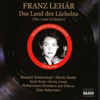 Lehar: Das Land Des Laechelns-Schwarzkopf Elisabeth, Philharmonia Orchestra
