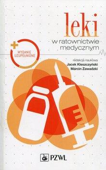 Leki w ratownictwie medycznym-Opracowanie zbiorowe