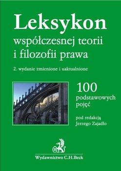 Leksykon współczesnej teorii i filozofii prawa-Zajadło Jerzy, Zeidler Kamil