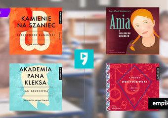 Lektury szkolne na Empik Go – najlepsze e-booki i audiobooki dla dzieci