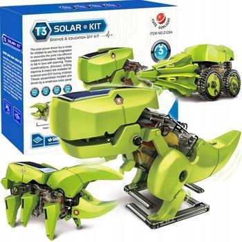 Lena, robot solarny 3w1 Dinozaur, owad, pojazd, 6597925-Lena