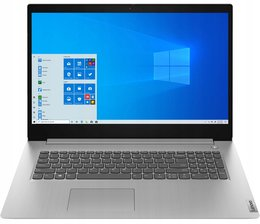 Lenovo IdeaPad 3 17,3 Ryzen5 12GB SSD1024GB W10