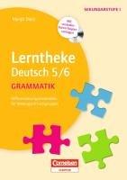 Lerntheke Deutsch 5/6: Grammatik-Dietz Margit