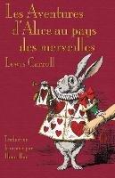 Les Aventures d'Alice au pays des merveilles-Carroll Lewis