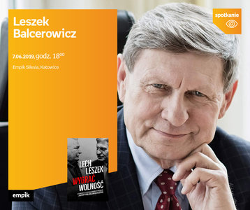 Leszek Balcerowicz | Empik Silesia