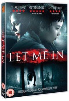 Let Me In (brak polskiej wersji językowej)-Reeves Matt