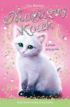 Letnia przygoda. Magiczny kotek                      (ebook)
