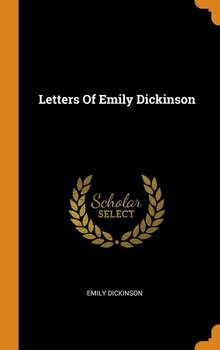 Letters Of Emily Dickinson-Dickinson Emily