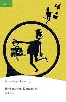 Level 3: Emil and the Detectives Book and MP3 Pack-Kastner Erich