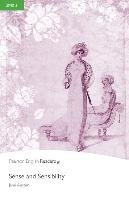 Level 3: Sense and Sensibility Book and MP3 Pack - Austen Jane