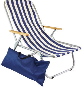 Leżak plażowy składany do torby, do 150 KG - tradycyjny-e-sezon