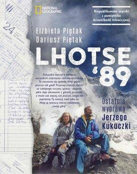 Lhotse'89. Ostatnia wyprawa Jerzego Kukuczki-Piętak Elżbieta, Piętak Dariusz