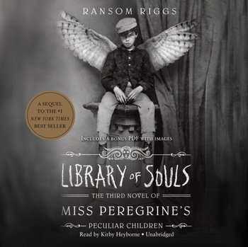 Library of Souls-Riggs Ransom