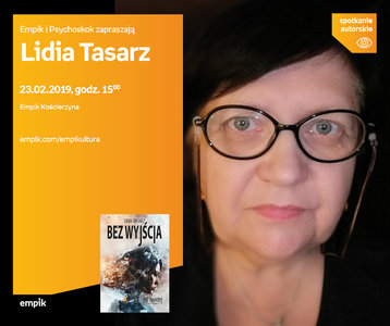 Lidia Tasarz | Empik Kościerzyna