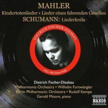 Lieder Eines Fahrenden Gesellen / Kindertotenlieder-Fischer-Dieskau Dietrich