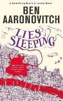 Lies Sleeping-Aaronovitch Ben