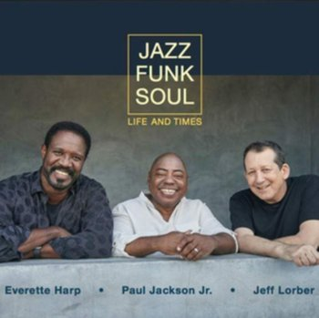 Life and Times-Jazz Funk Soul