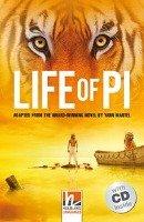 Life of Pi, mit 1 Audio-CD. Level 4 (A2/B1)-Martel Yann