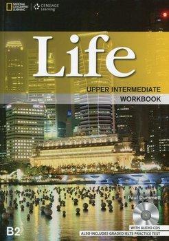 Life. Upper Intermediate Workbook + CD-Dummett Paul