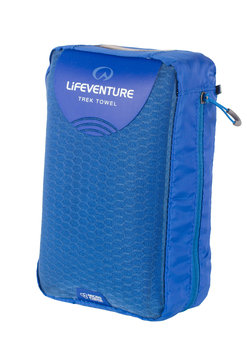 Lifemarque, Ręcznik szybkoschnący, MikroFibre niebieski, 150x90 cm-lifeventure