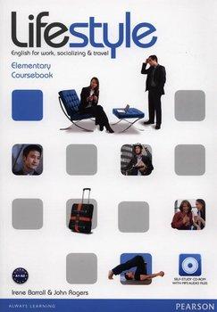 Lifestyle Elementary. Coursebook + CD-Rogers John, Barrall Irene