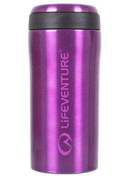 Lifeventure, Kubek termiczny, Thermal Mug, fioletowy, 300 ml-lifeventure