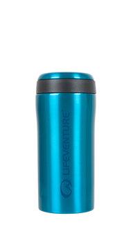 Lifeventure, Kubek termiczny, Thermal Mug, niebieski, 300 ml-lifeventure