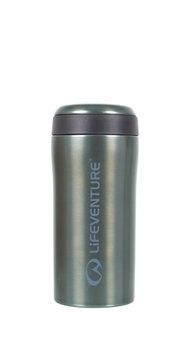 Lifeventure, Kubek termiczny, Tungsten, srebrny, 300 ml-lifeventure