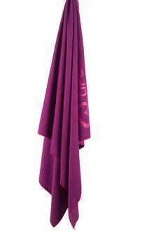 Lifeventure, Ręcznik szybkoschnący, SoftFibre fioletowy, 150x90 cm-lifeventure
