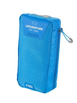 Lifeventure, Ręcznik szybkoschnący, SoftFibre niebieski, 130x75 cm-lifeventure