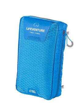 Lifeventure, Ręcznik szybkoschnący, SoftFibre niebieski, 150x90 cm-lifeventure