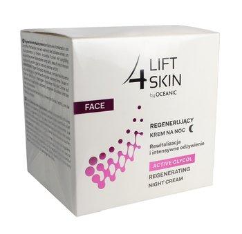 Lift 4 Skin, Active Glycol, regenerujący krem na noc, 50 ml-Lift 4 Skin